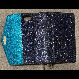 Kate spade folio case iPhone 6/6S/7/8